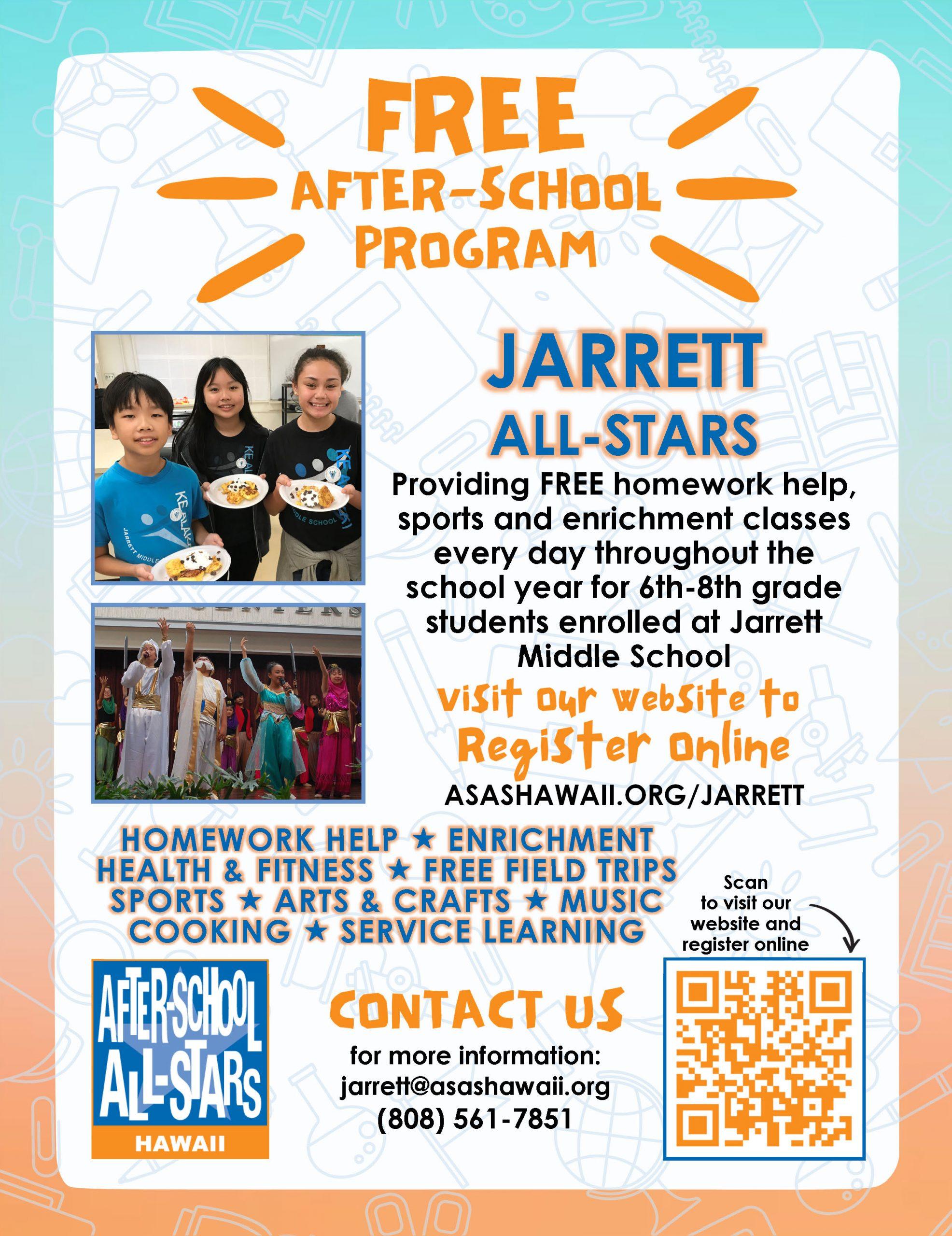 Jarrett All-Stars