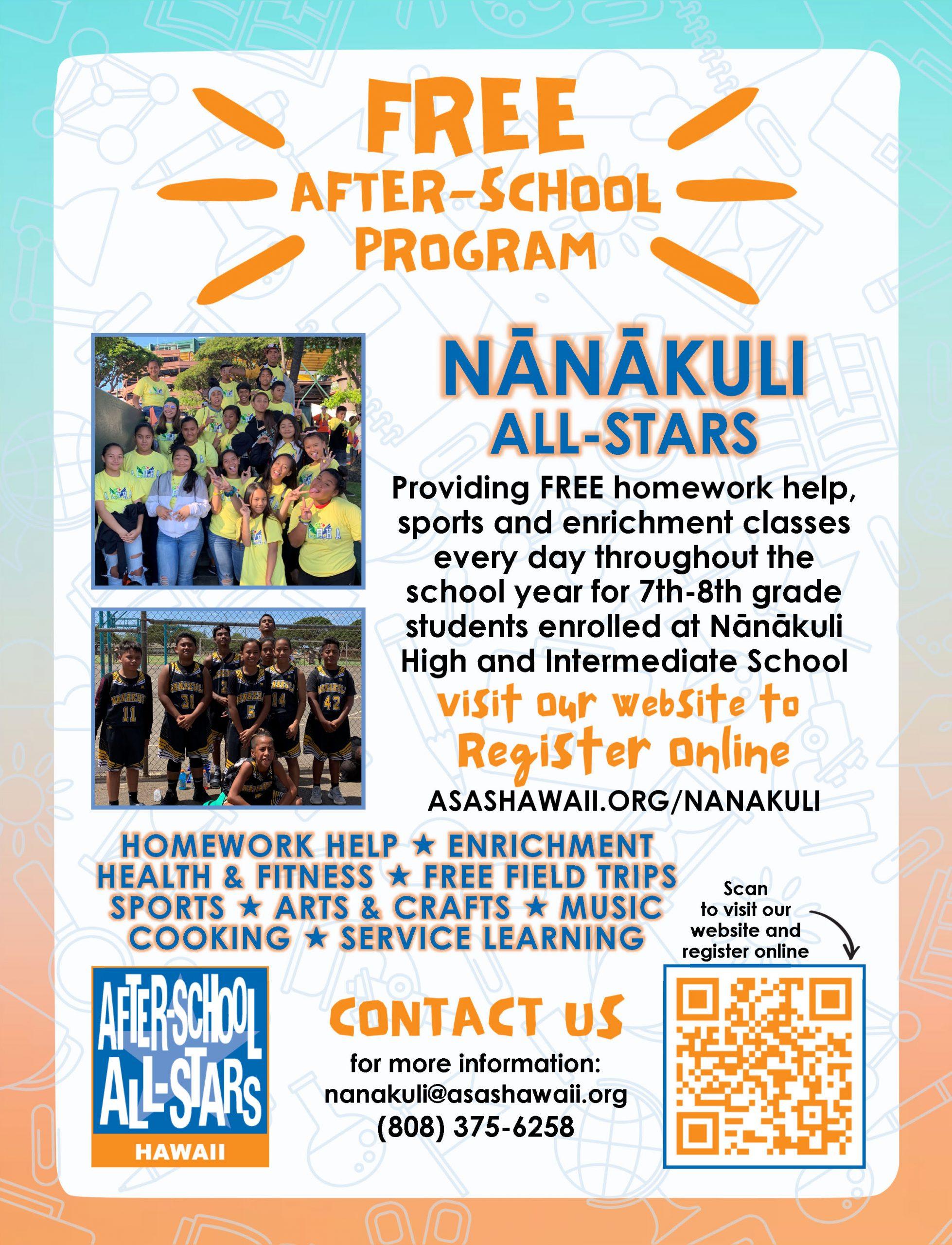Nanakuli All-Stars
